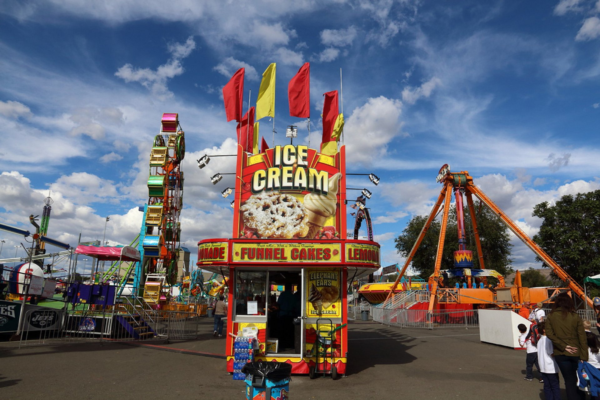 Best time for Central Washington State Fair in Seattle 2019