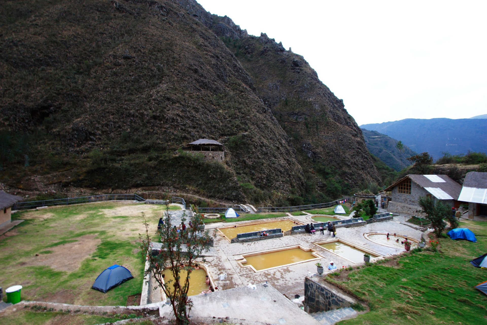 Hot Springs in Peru 2020 - Best Time