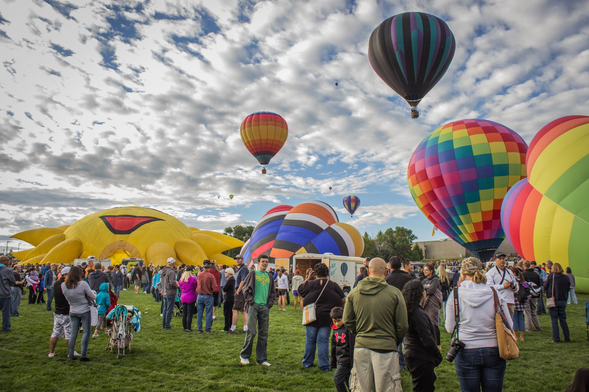 Colorado Springs Labor Day Lift Off in Colorado - Best Season 2019