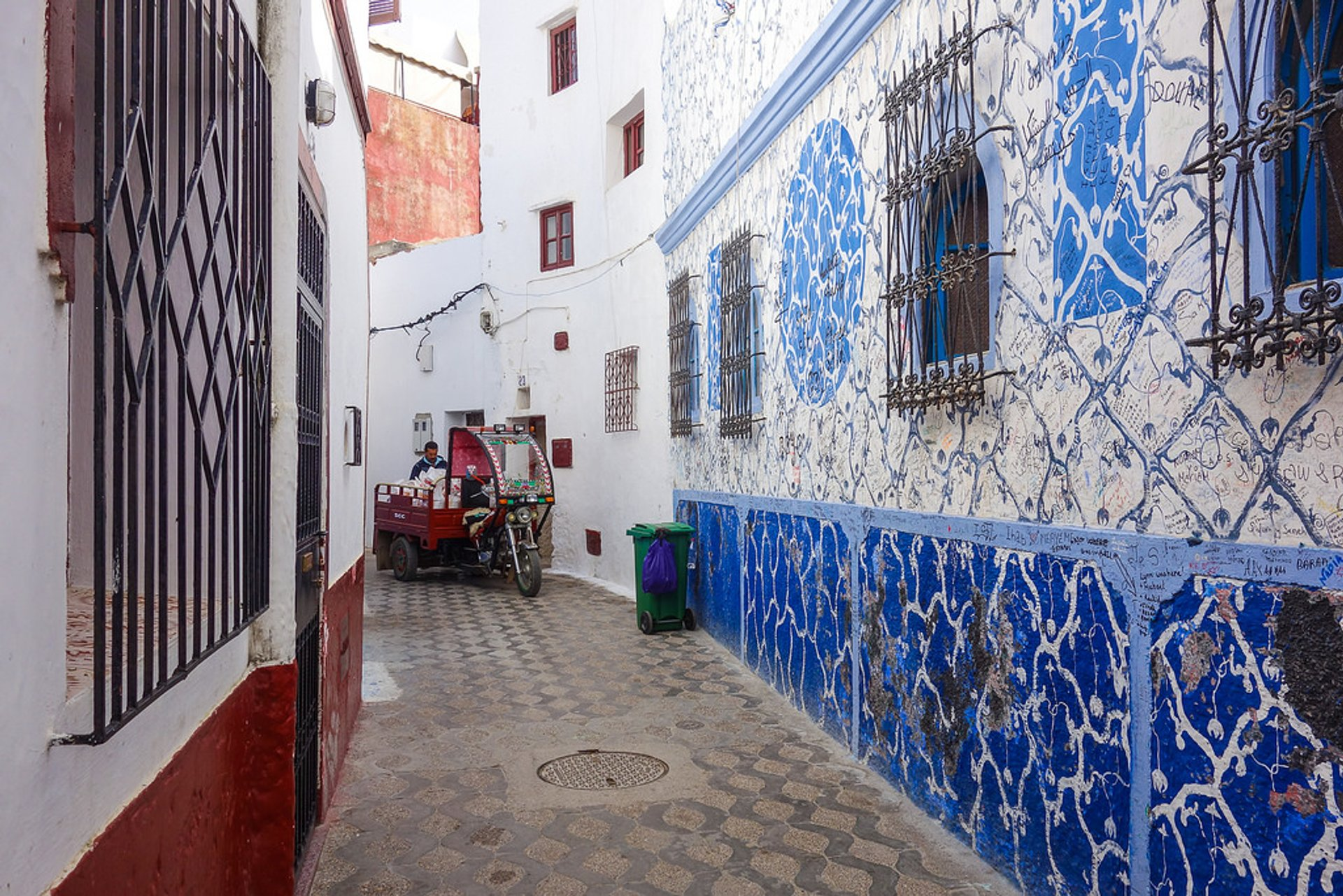 The Cultural Moussem of Asilah (Asilah Arts Festival) in Morocco - Best Season 2020
