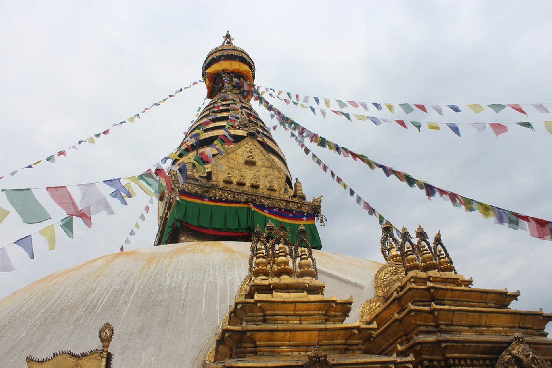 Best time for Swayambhunath (Monkey Temple) 2019
