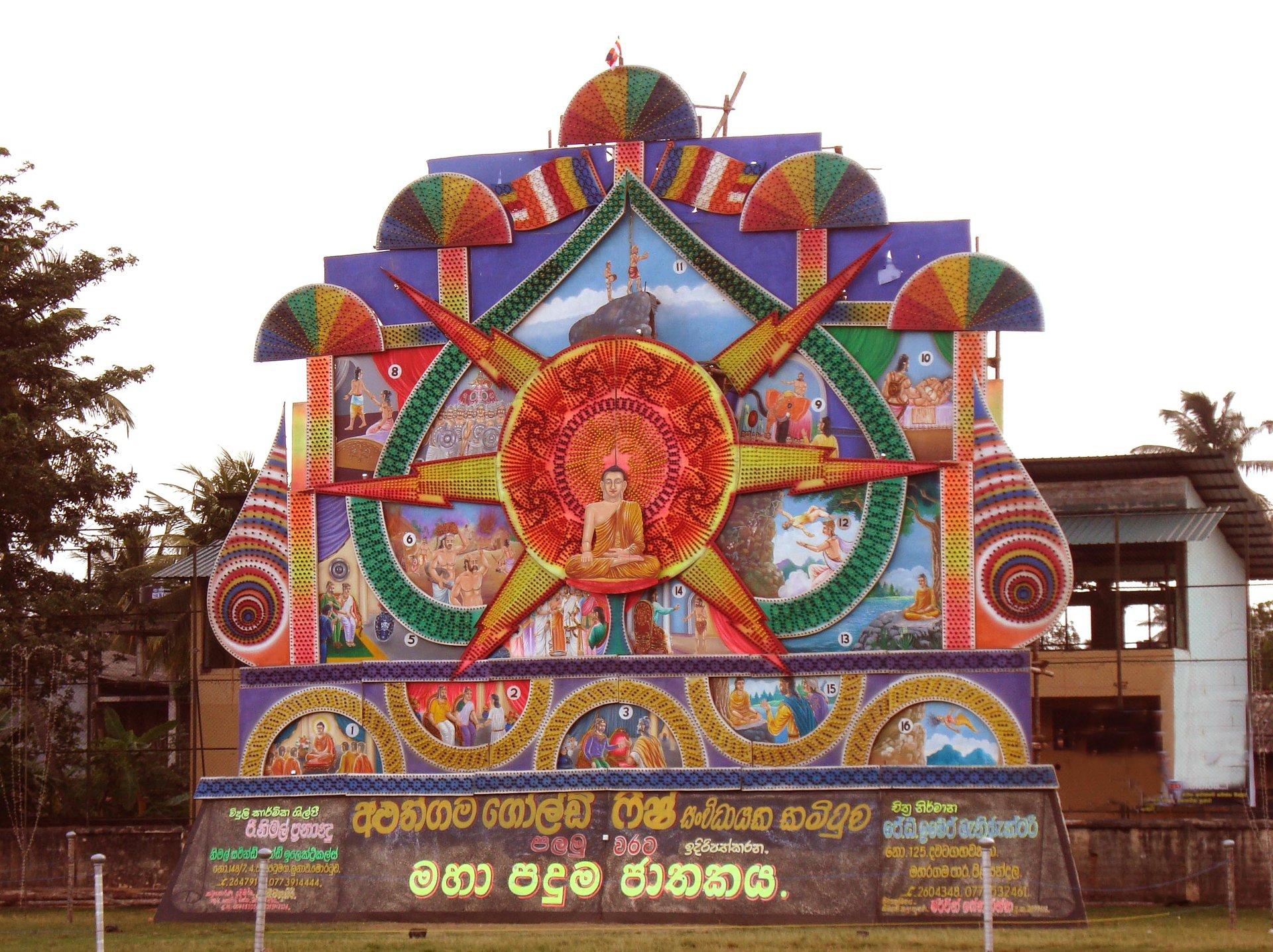 Poson Poya in Sri Lanka - Best Season 2020