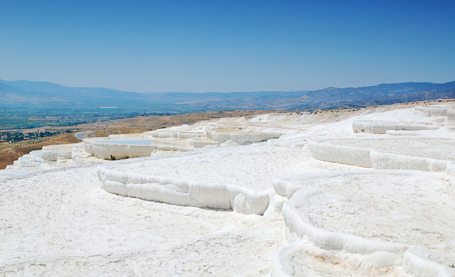 Best time for Pamukkale (Hierapolis) Thermal Pools 2020