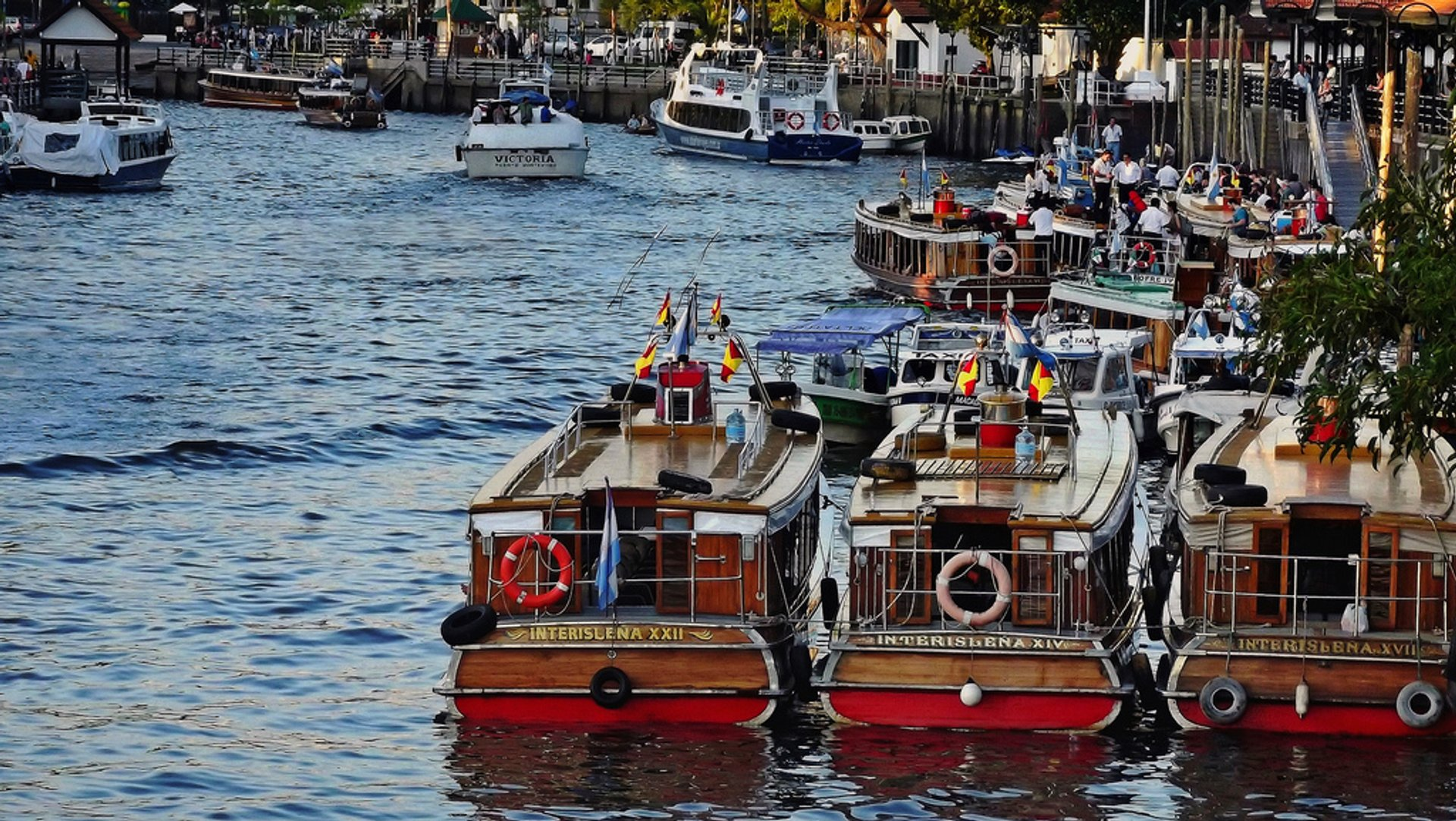 Best time for Getaway to Tigre in Buenos Aires 2020