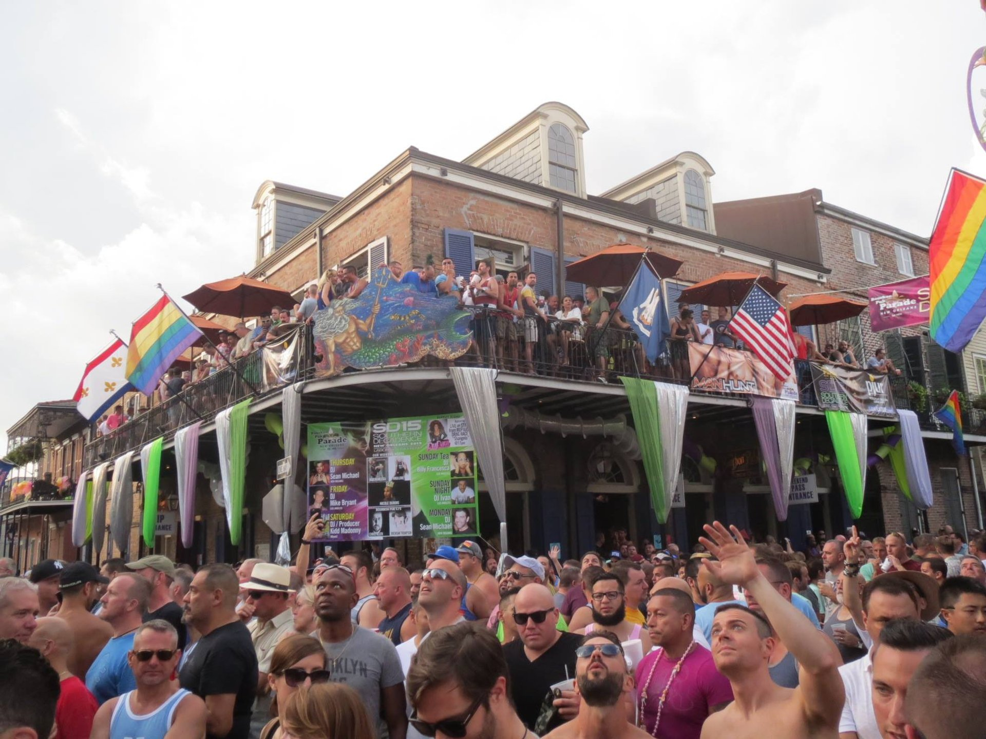 Southern Decadance in New Orleans - Best Season 2019