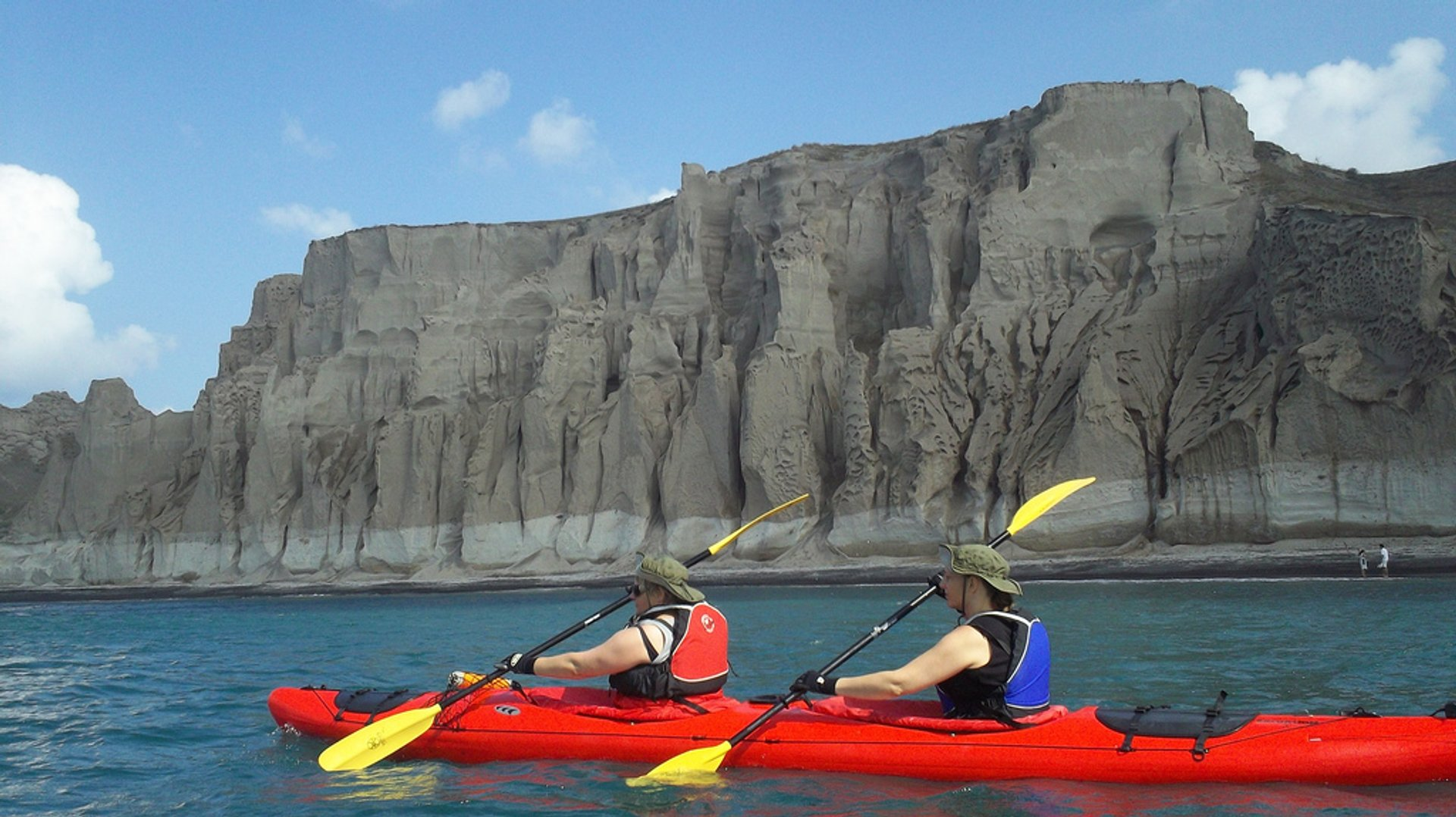 Sea Kayaking in Santorini - Best Time