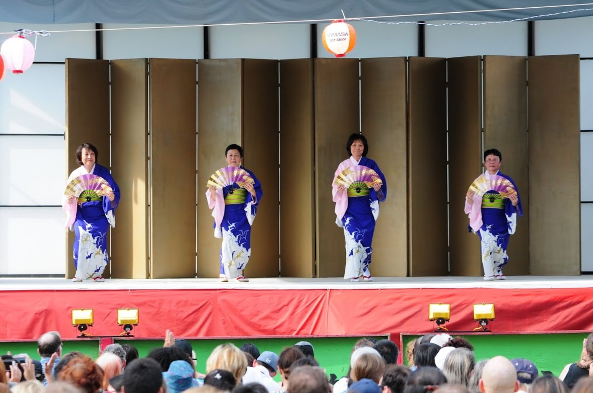 Ginza Holiday Festival in Chicago - Best Season 2019