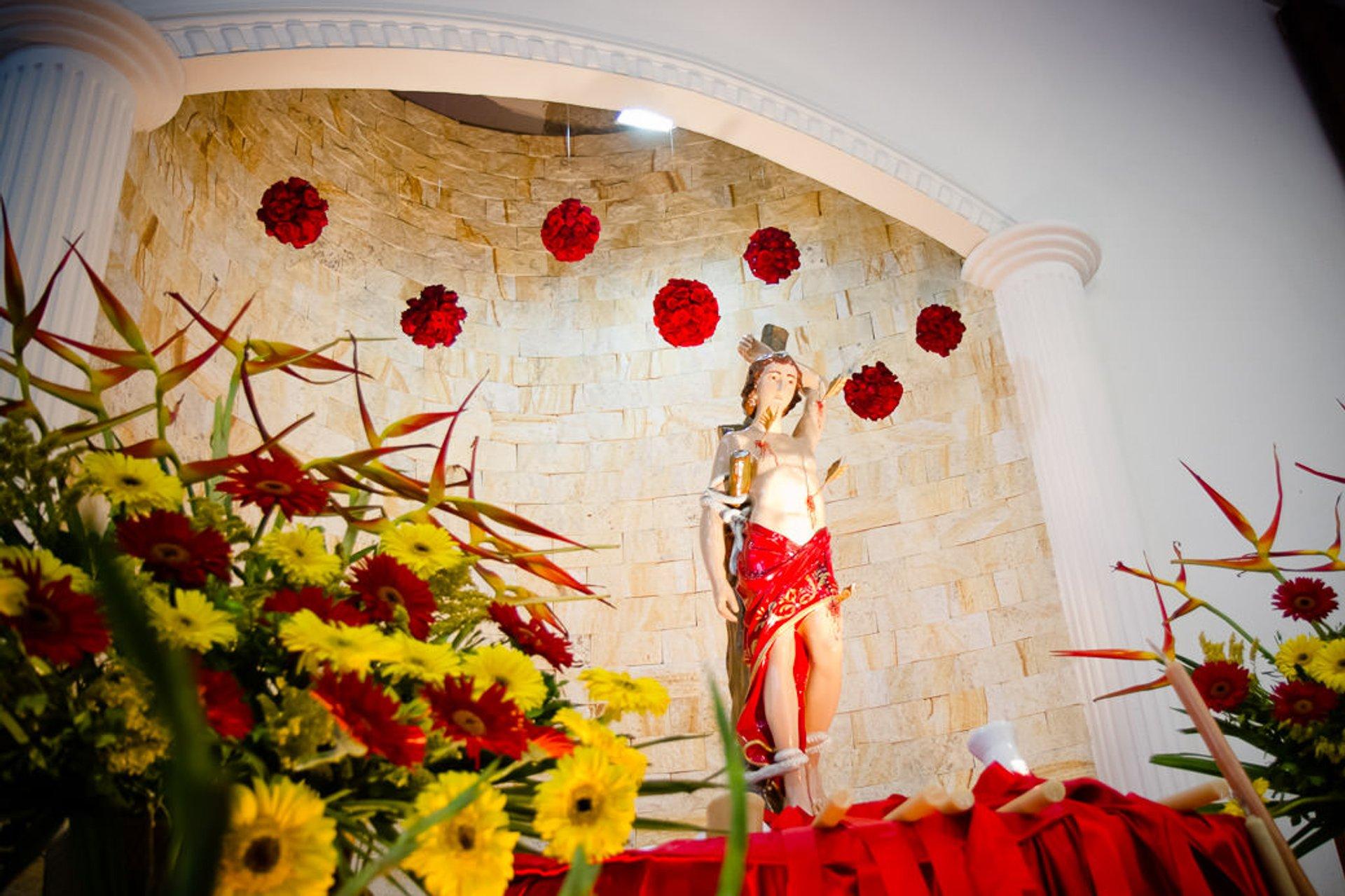 Best time for St. Sebastian's Day in Rio de Janeiro 2020