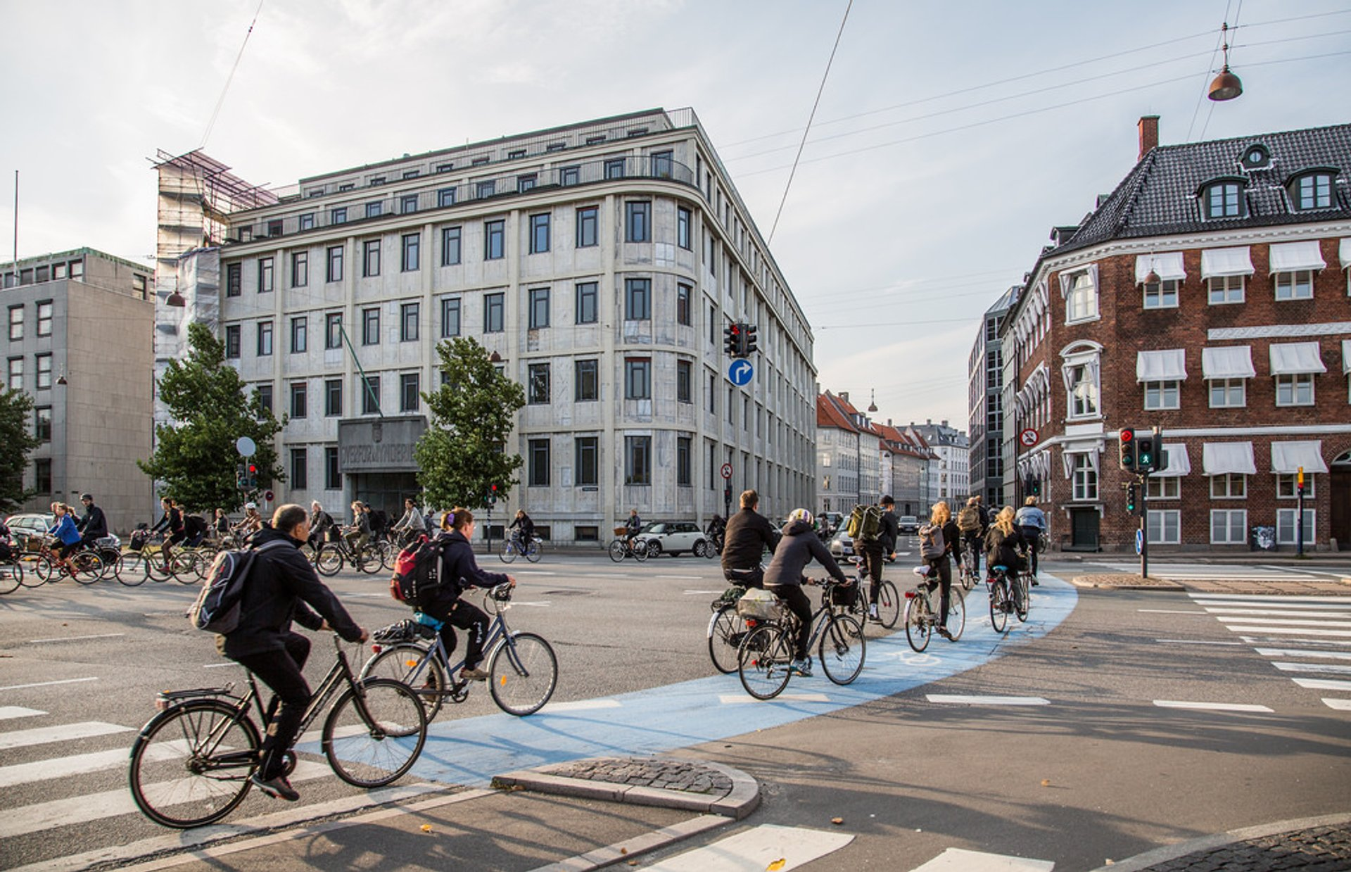 Cycling in Copenhagen 2019 - Best Time