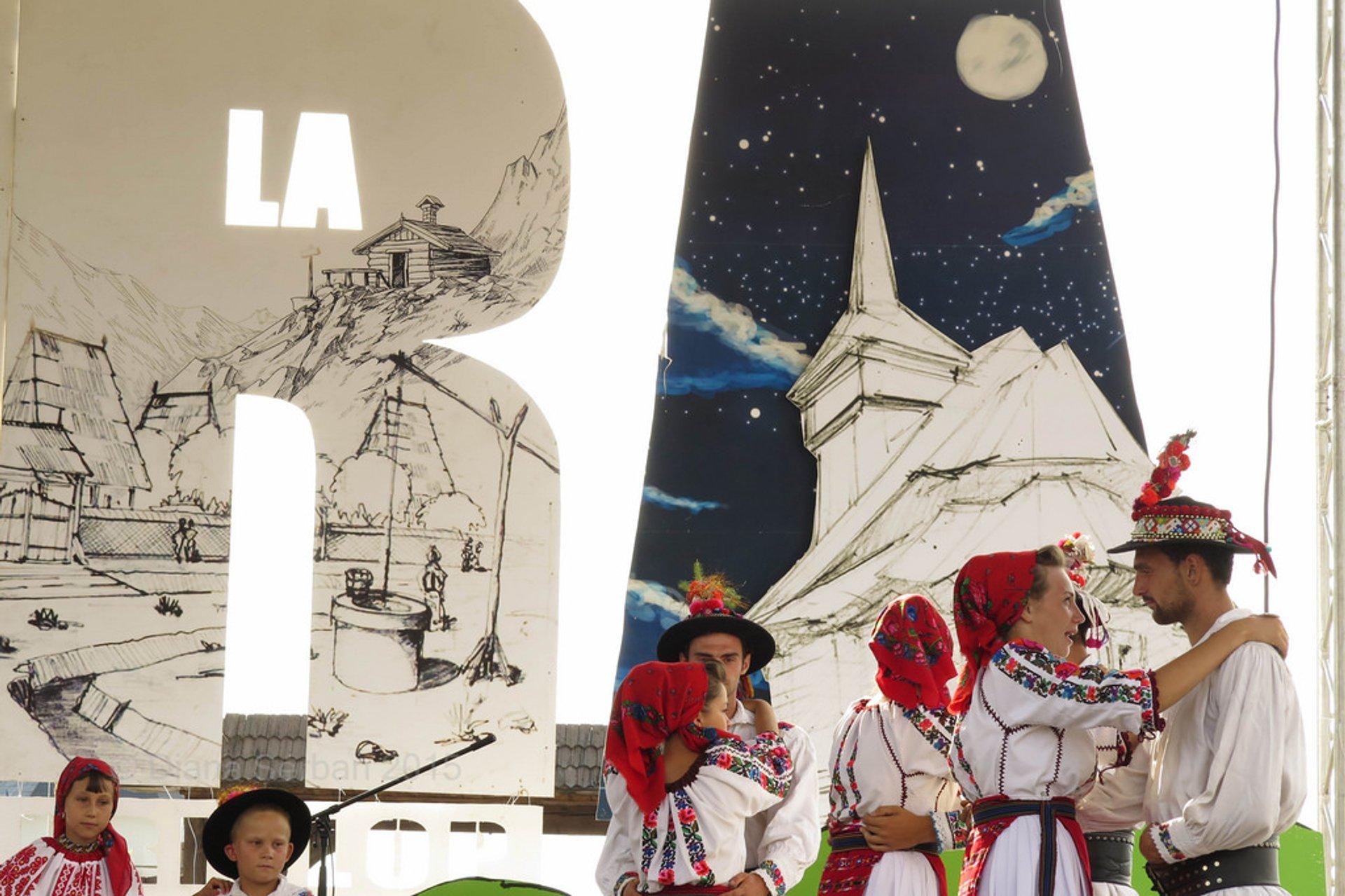 Prislop Pass Folk Festival in Romania 2019 - Best Time