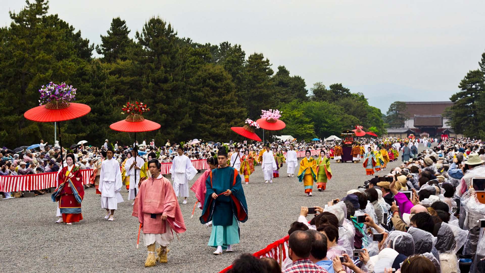 Best time for Aoi Matsuri (Festival) 2020
