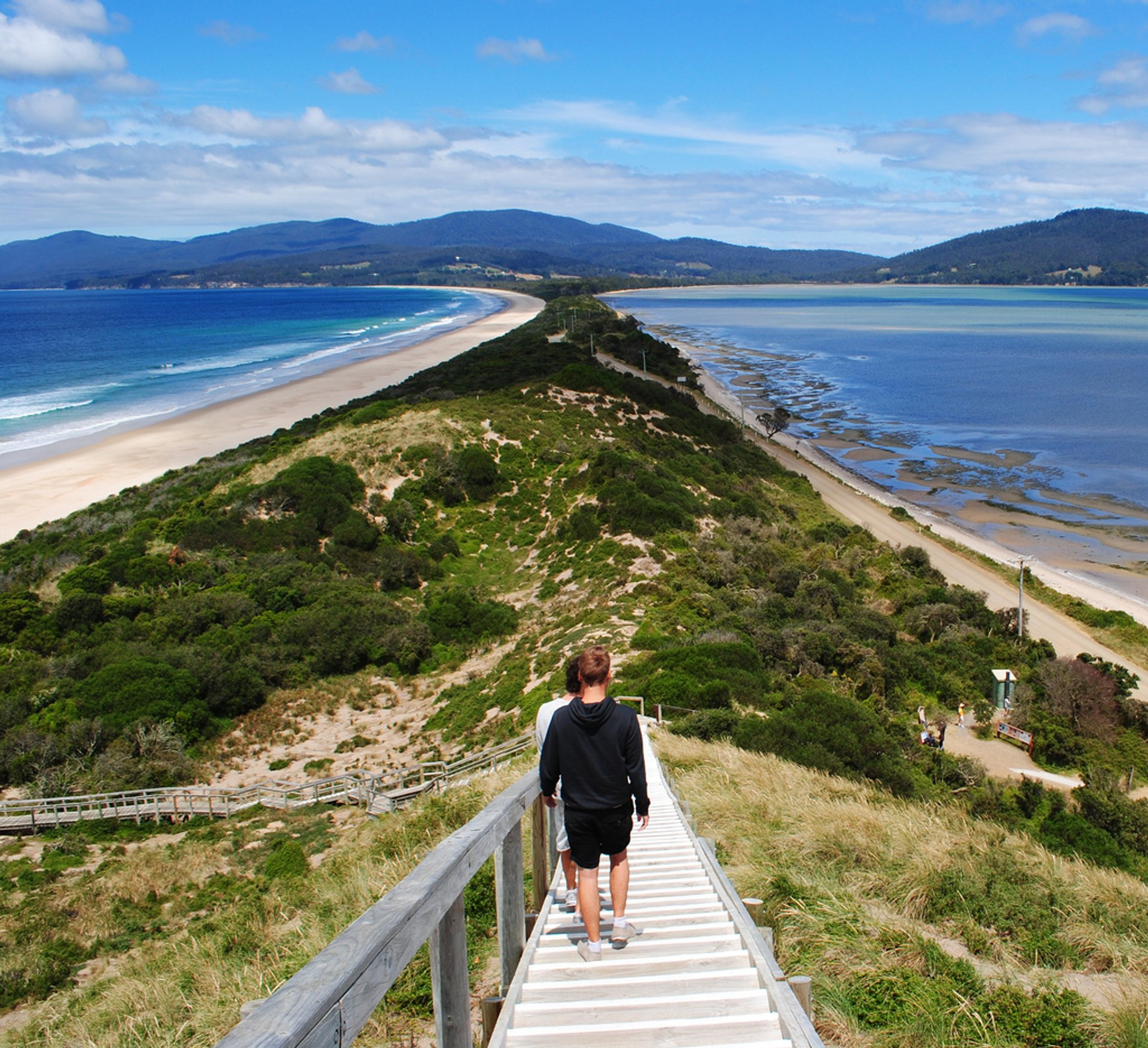 Bruny Island Neck in Tasmania - Best Season 2020
