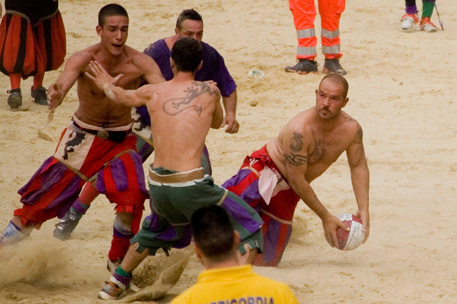 Calcio Storico in Florence - Best Season 2020