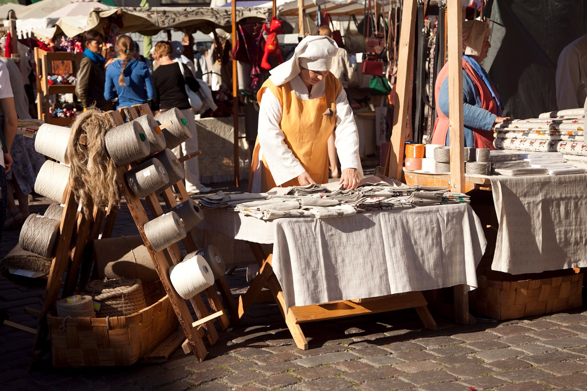 Best time for Tallinn Medieval Days in Estonia 2020