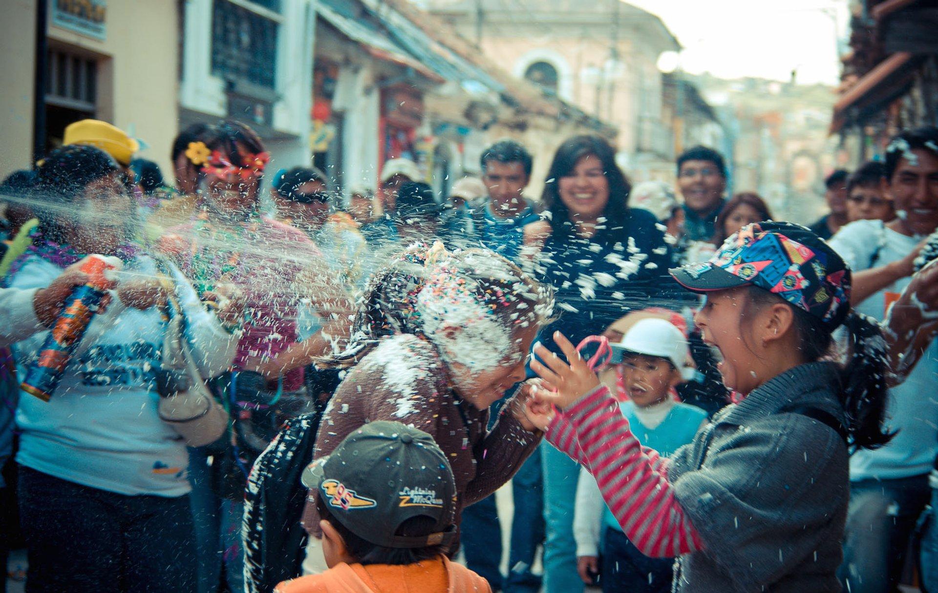Fiesta de la Virgen de la Candelaria in Peru - Best Season 2020