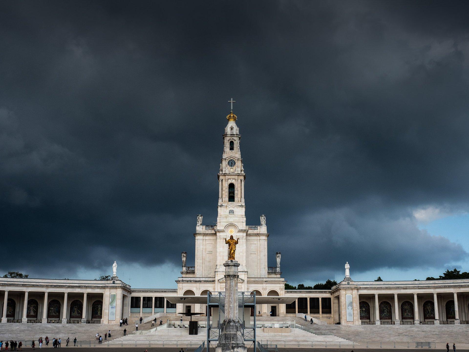 Dark clouds over Fatima 2020