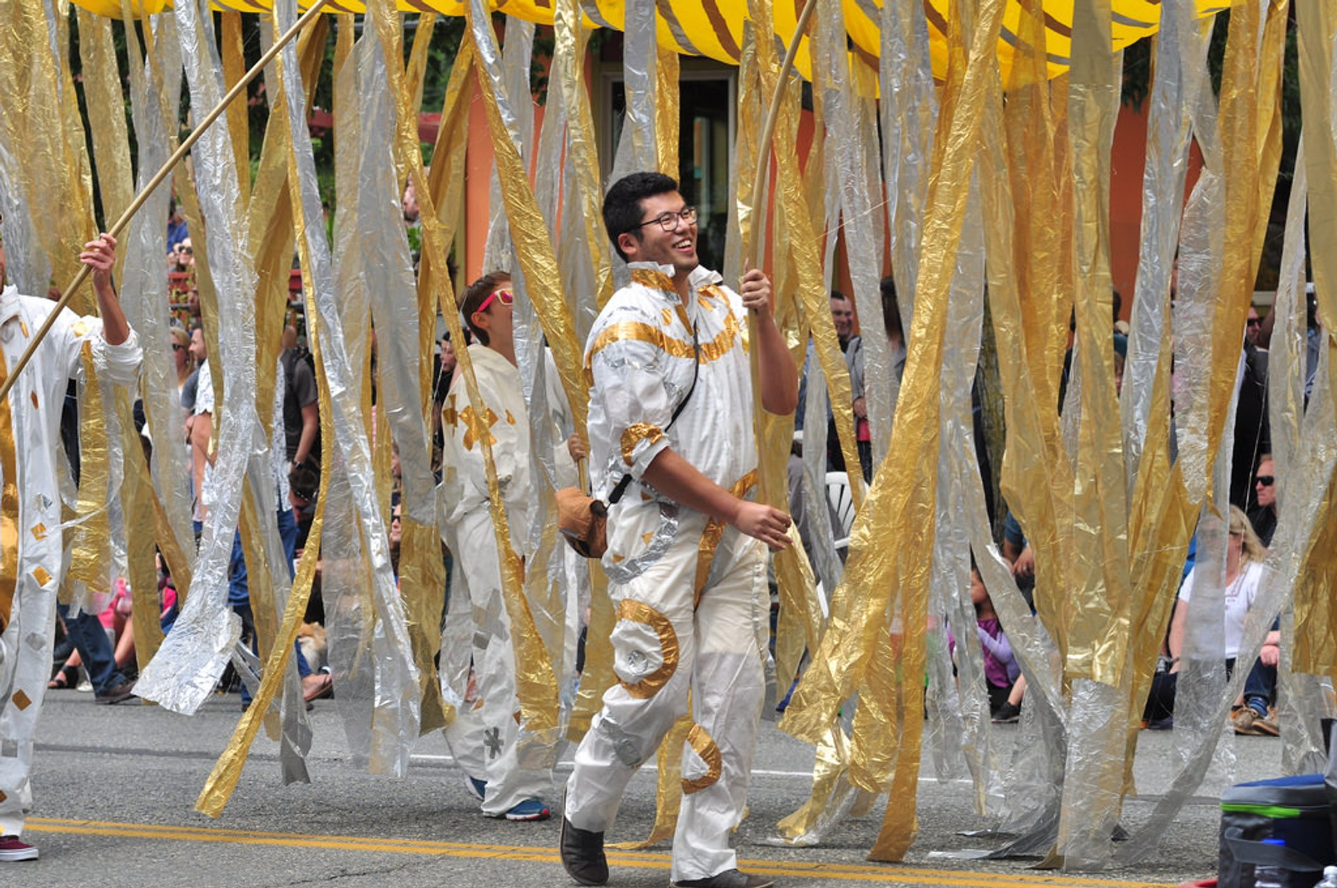 Best time for Fremont Solstice Parade in Seattle 2020