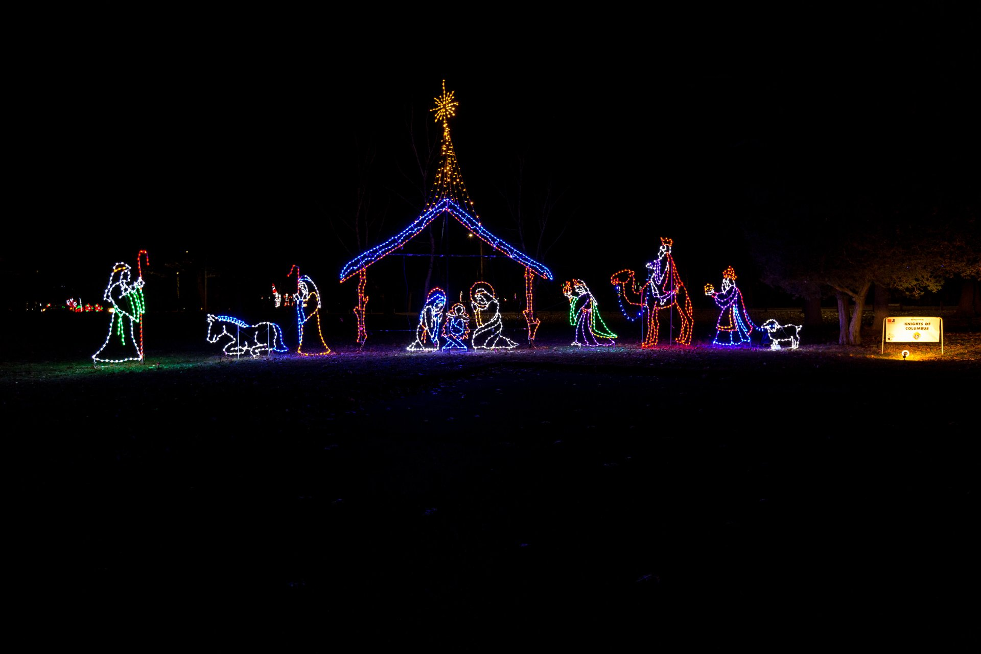 New Haven Fantasy of Lights in Connecticut - Best Season 2020