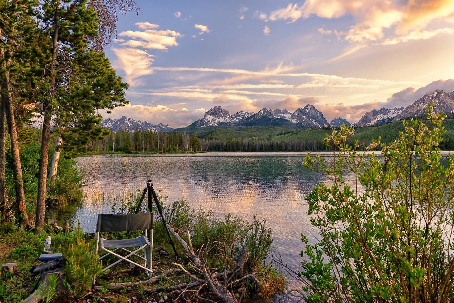 Redfish Lake in Idaho 2020 - Best Time