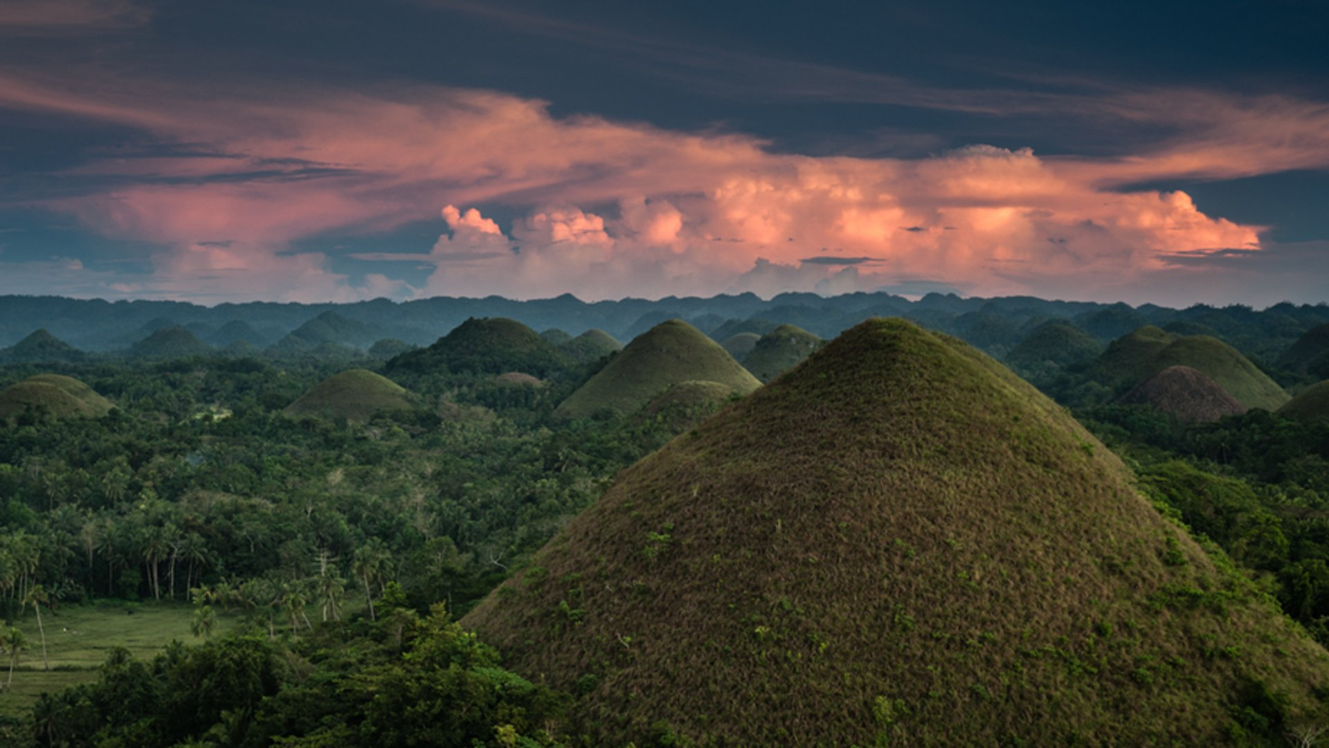 Chocolate Hills in Philippines 2020 - Best Time