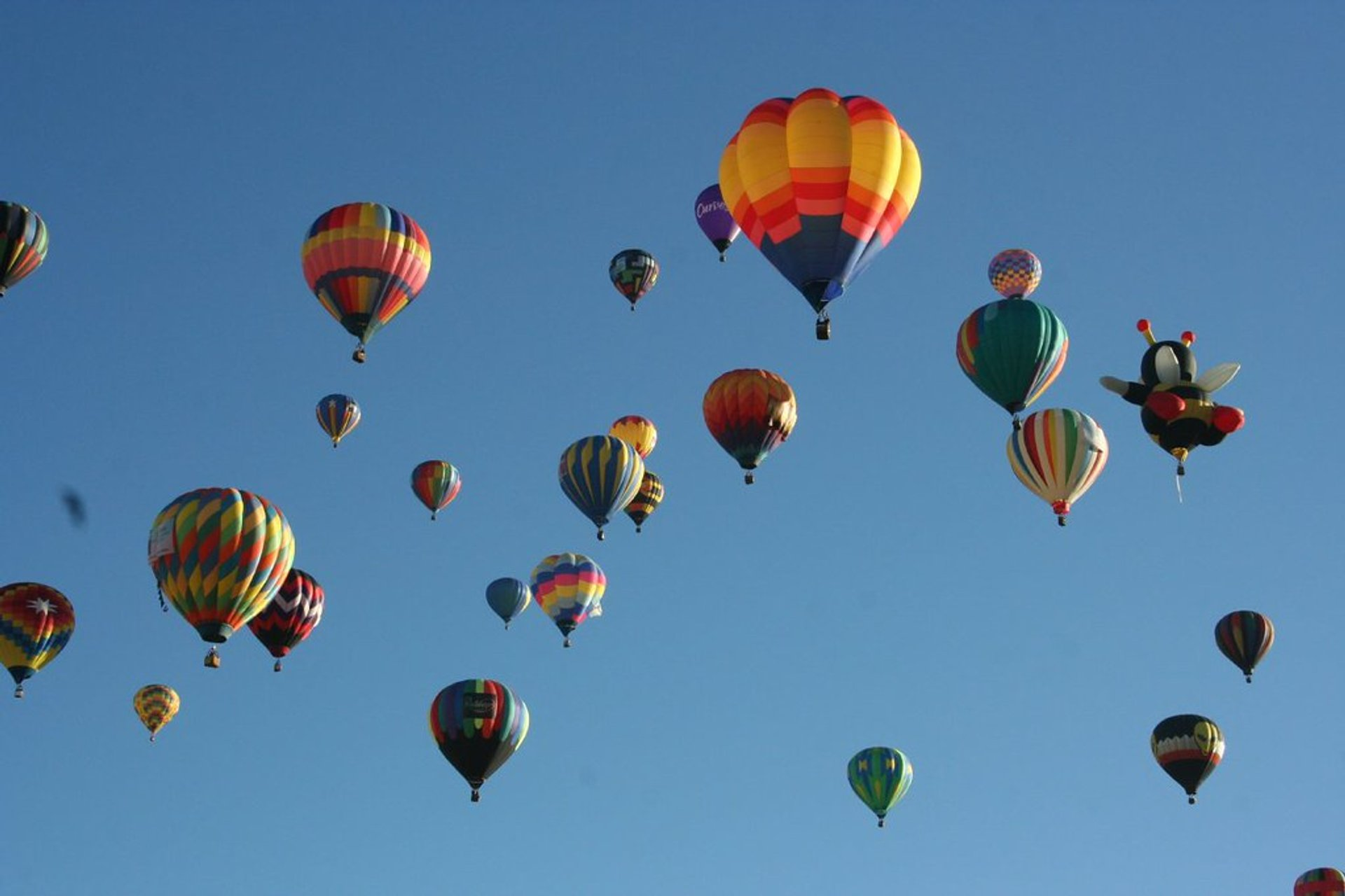 Best time for The Great Reno Balloon Race in Nevada 2020