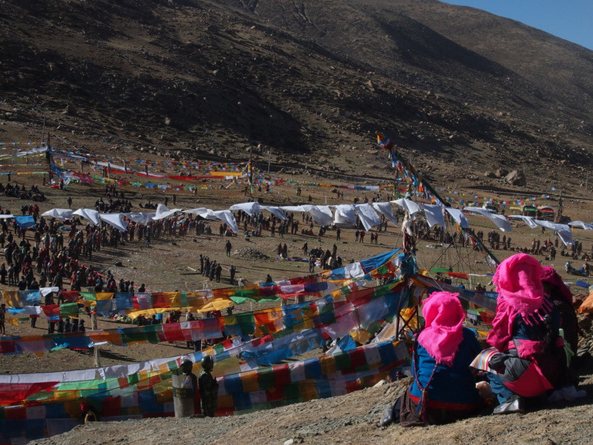 Best time to see Saga Dawa Festival in Tibet 2019