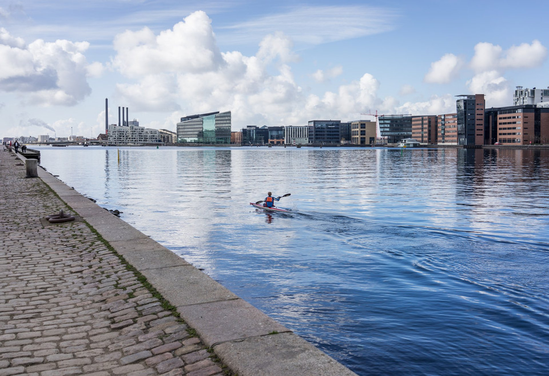 Kayaking in Copenhagen - Best Time