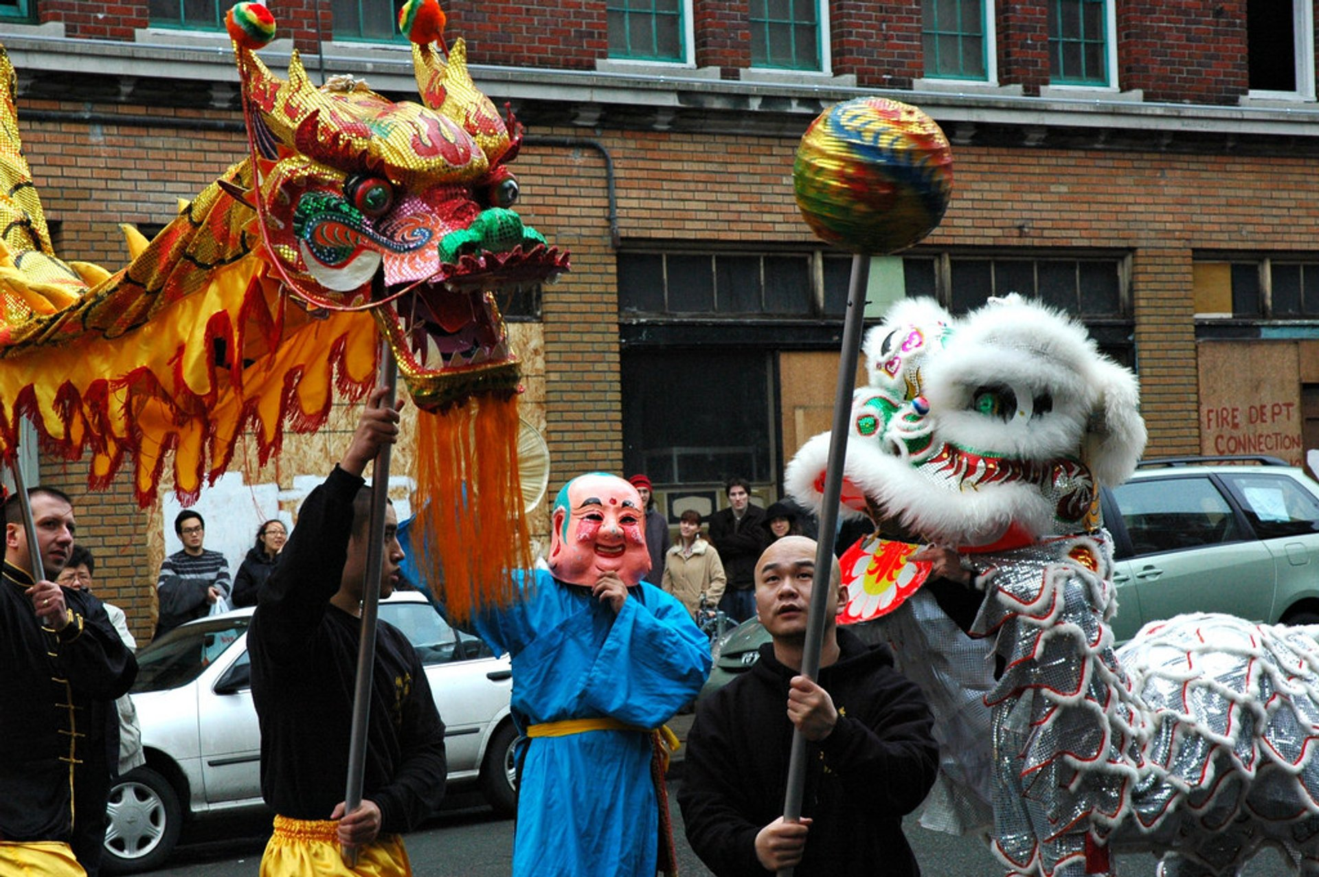 Best time for Chinese New Year in Seattle 2019