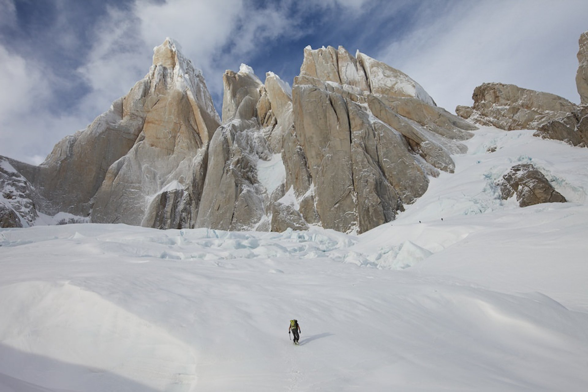 "Patagonia Climbing: ""we climbed the 3 Torres del Paine in 3 days"" 2020"