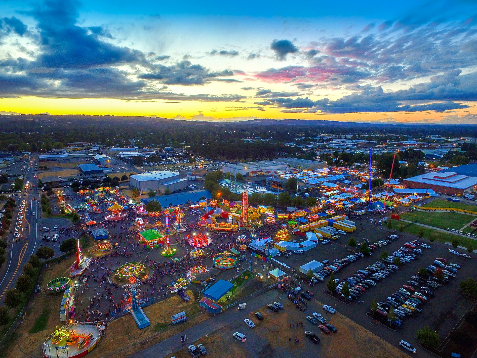 Oregon State Fair in Portland - Best Season 2020