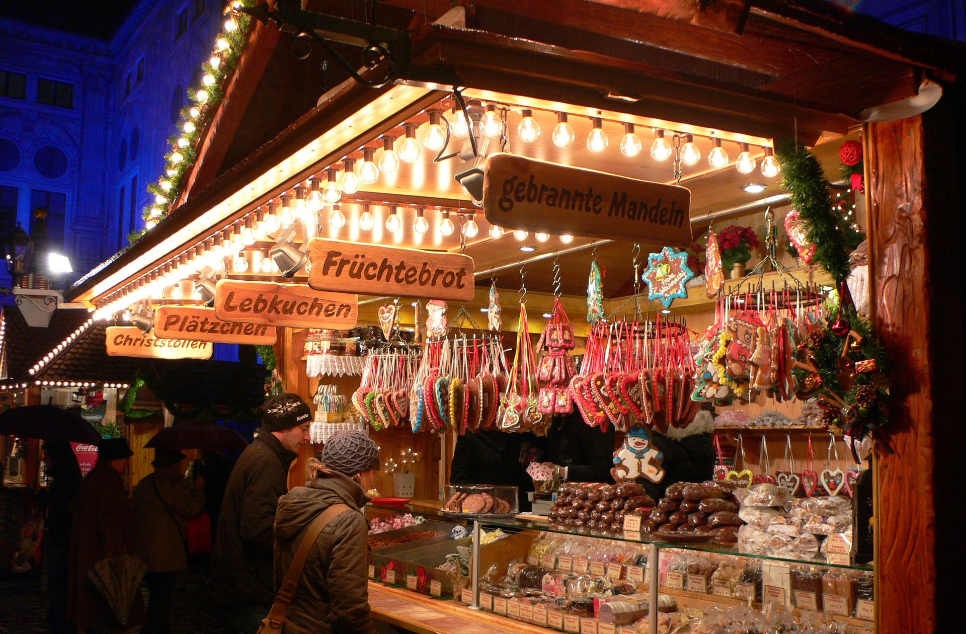 Christmas Market Foods in Bavaria 2019 - Best Time