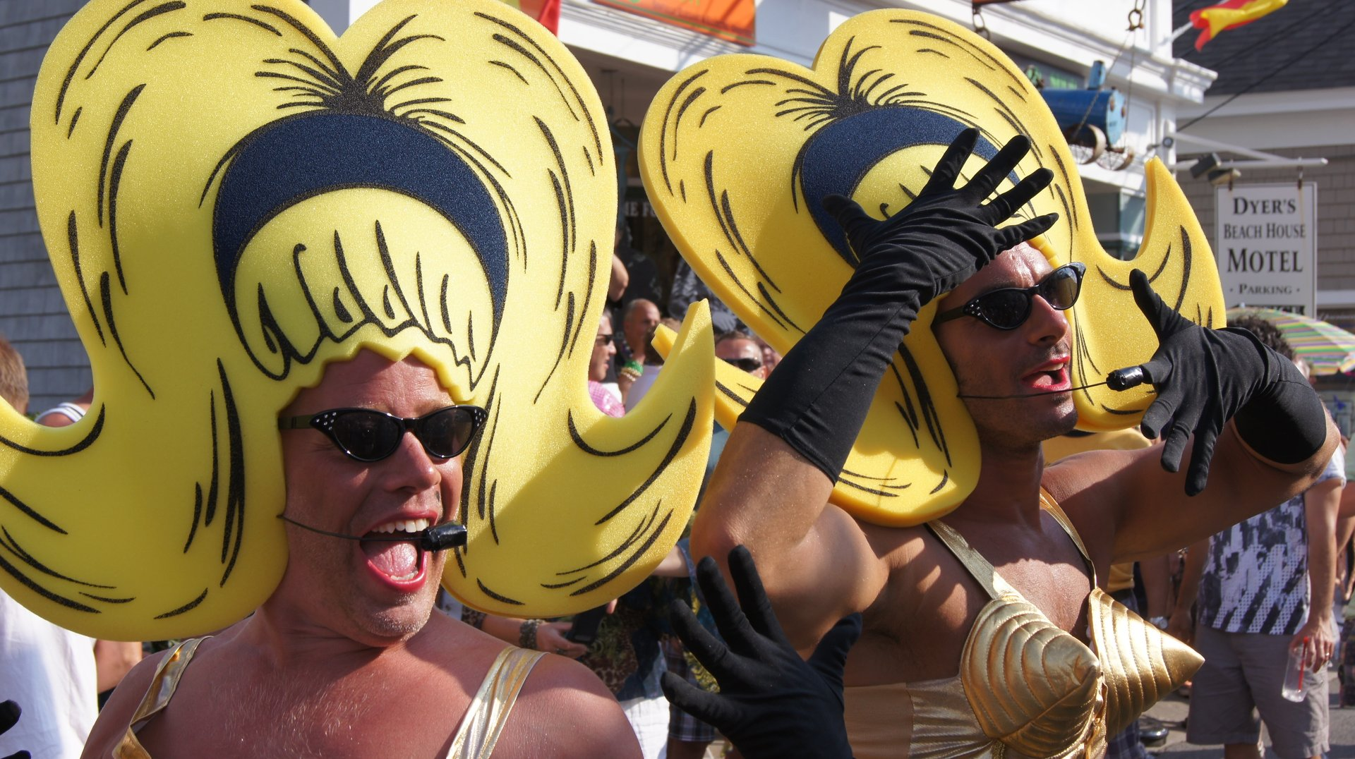 Best time to see Provincetown Carnival Week in Massachusetts 2020