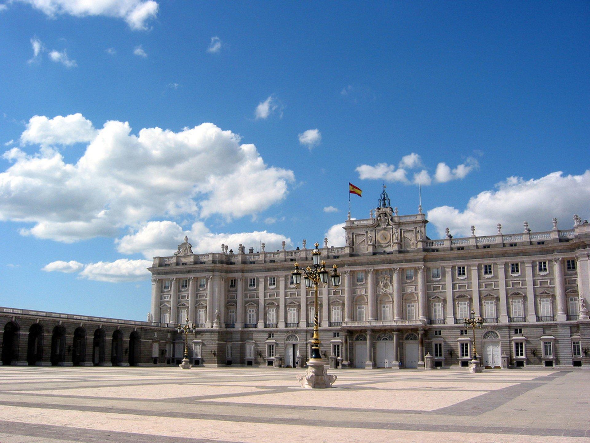 Palacio Real de Madrid 2020