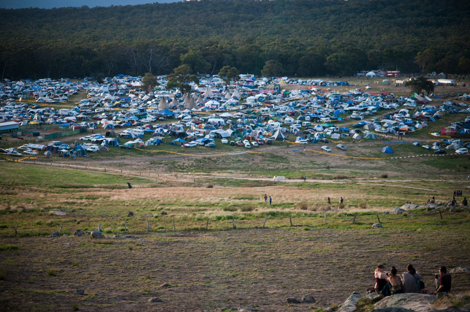 Best time to see Rainbow Serpent Festival in Victoria 2019