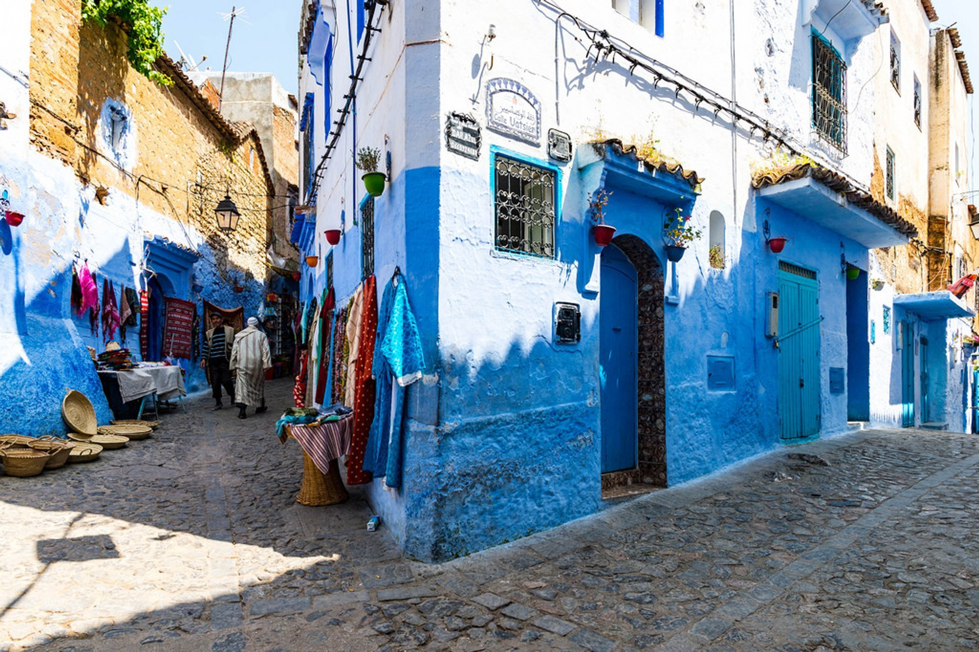 Best time for Chefchaouen in Morocco 2020