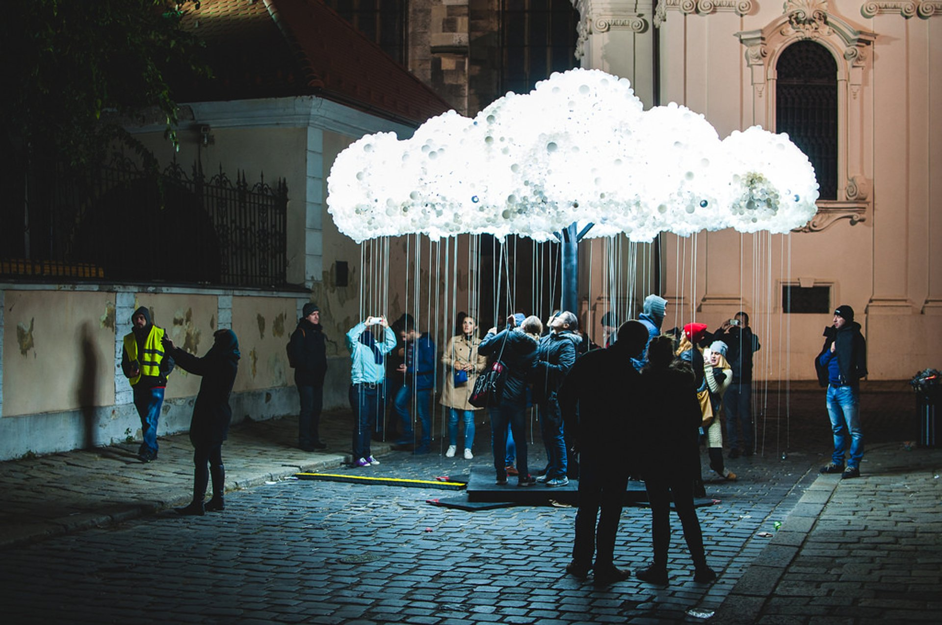 White Night Festival (Biela Noc) in Slovakia - Best Season
