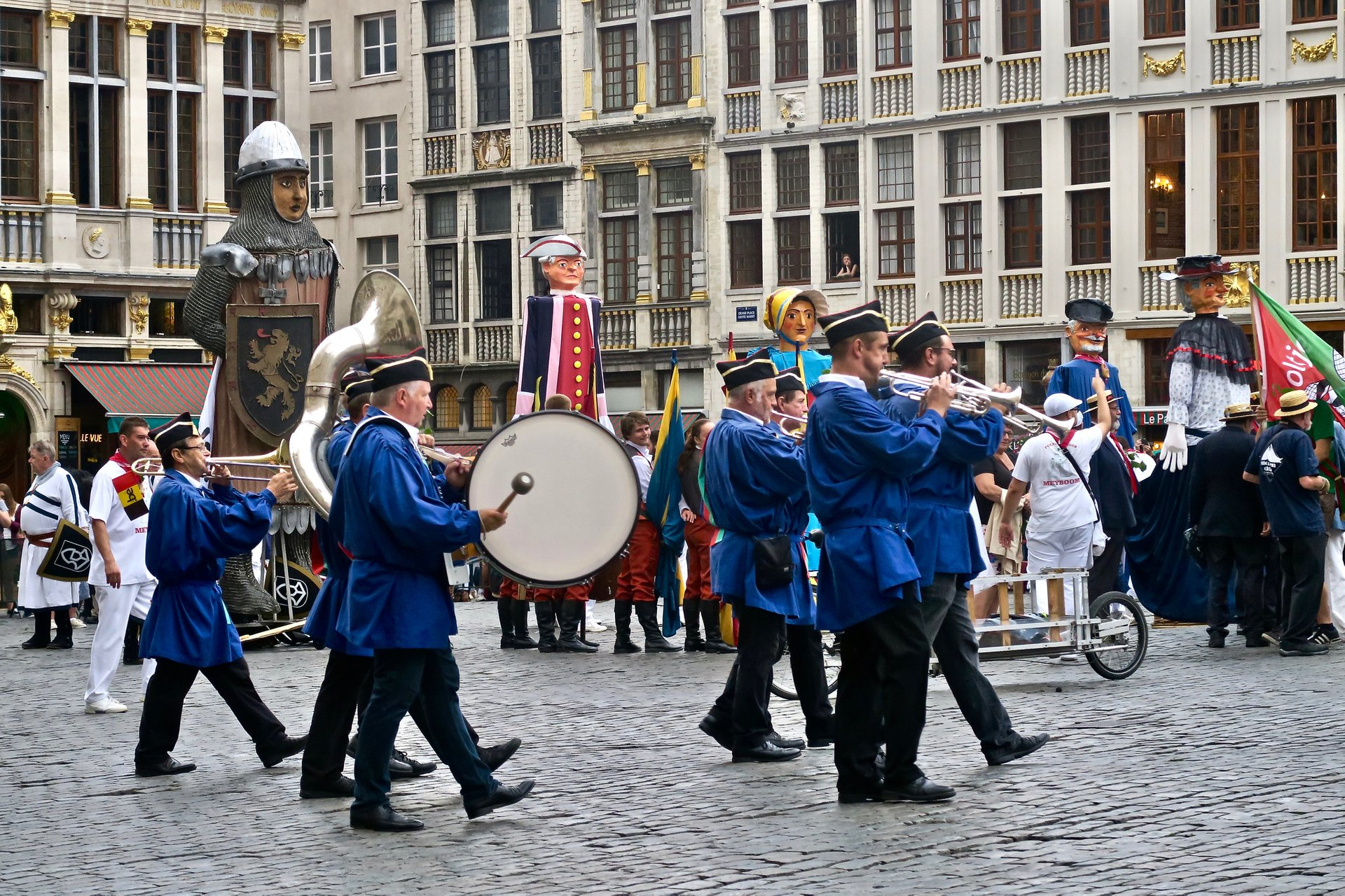Meyboom in Brussels - Best Season 2020