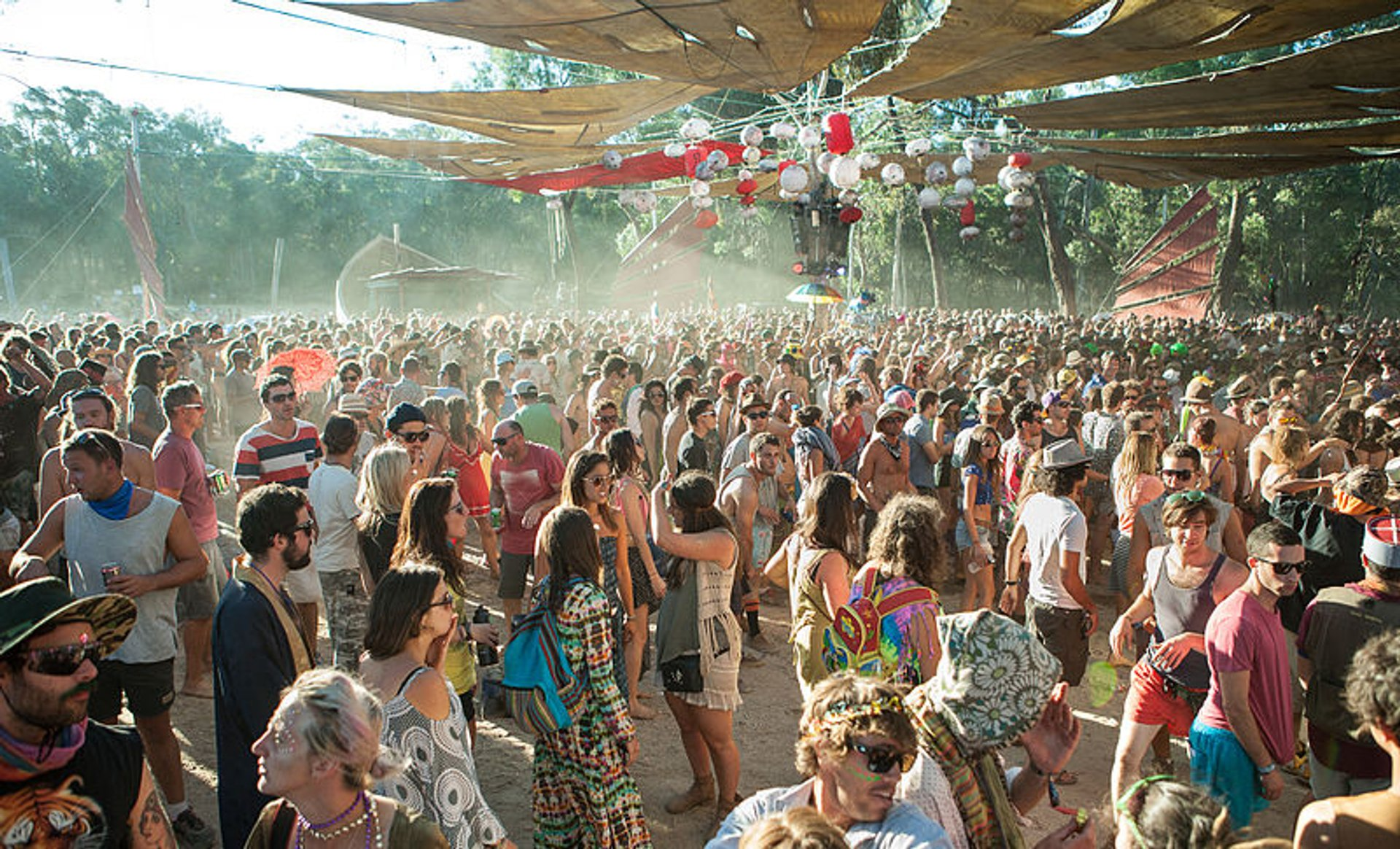 Rainbow Serpent Festival in Victoria 2020 - Best Time
