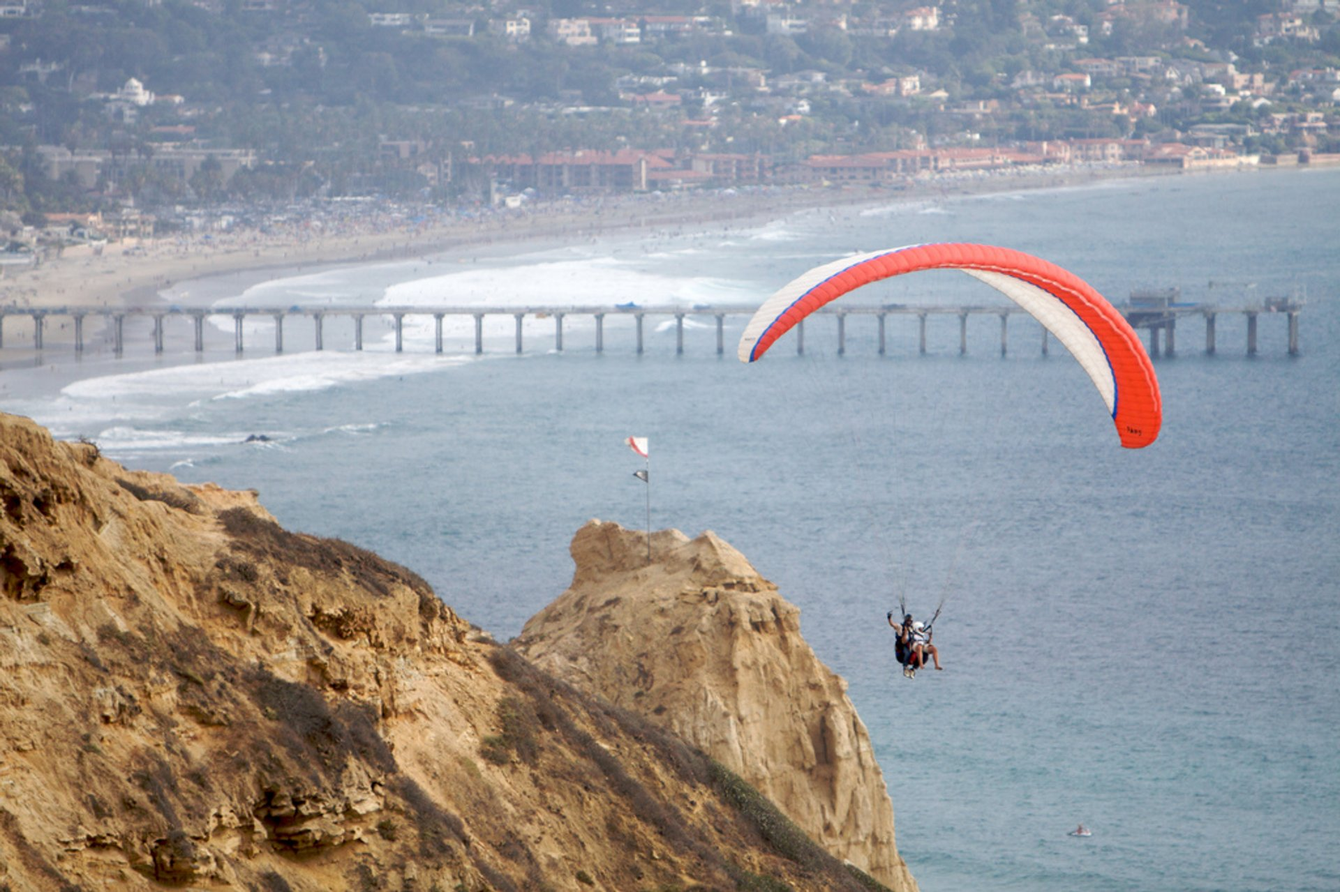Best time to see Paragliding in San Diego 2020