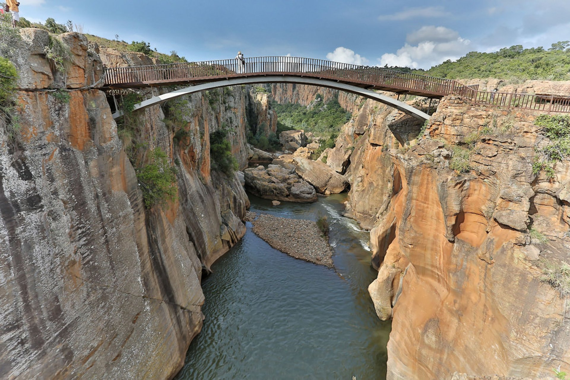 Pont Sur Blyde River