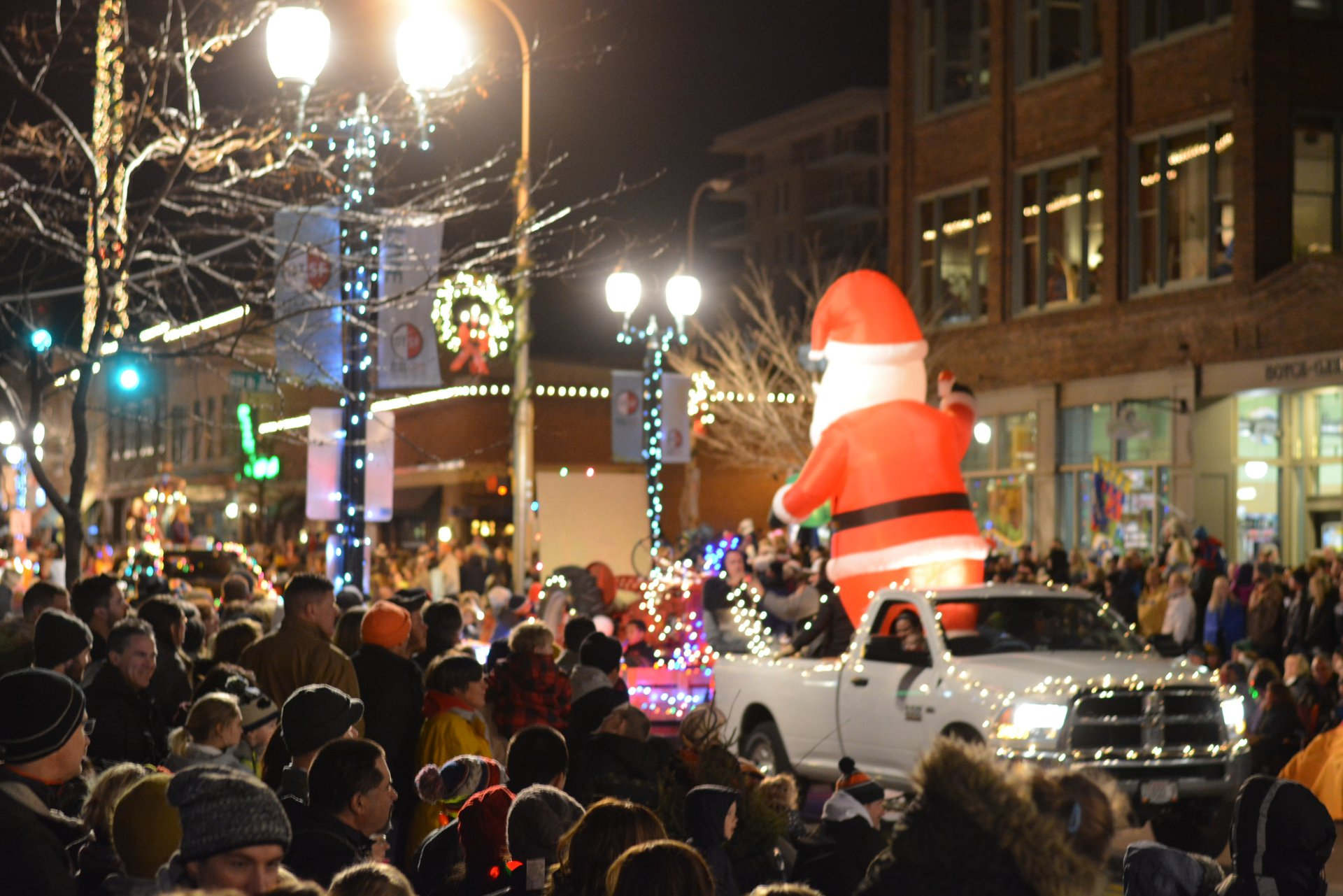 Best time for Sioux Falls Parade of Lights in South Dakota 2020