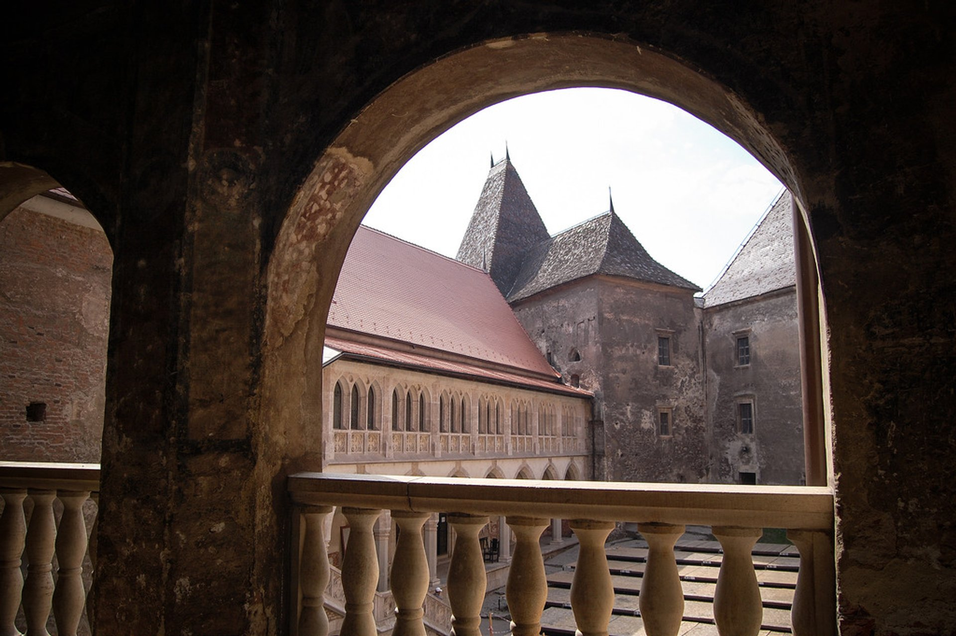 Corvin Castle (Castelul Corvinilor) in Romania - Best Season 2020