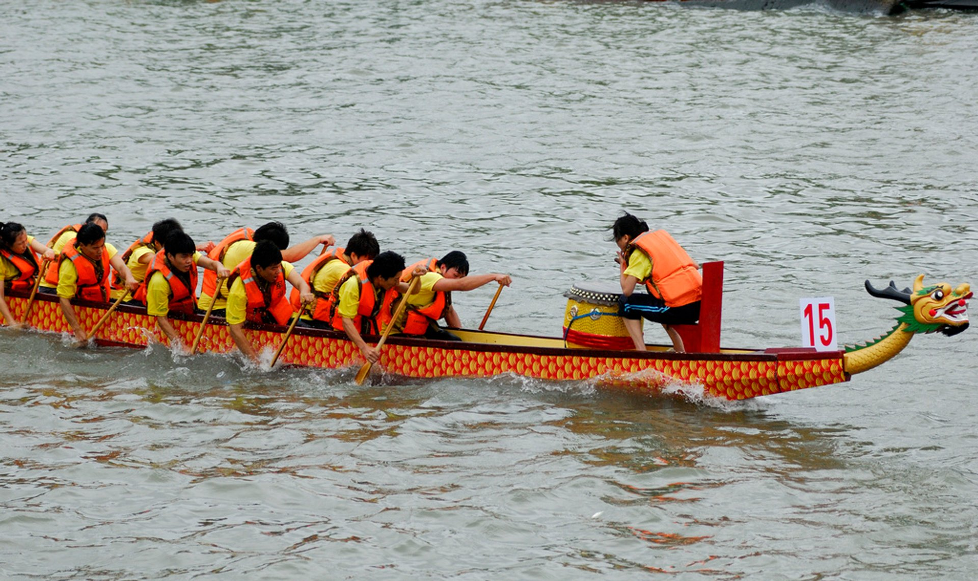 Dragon Boat Festival in Shanghai - Best Season 2019