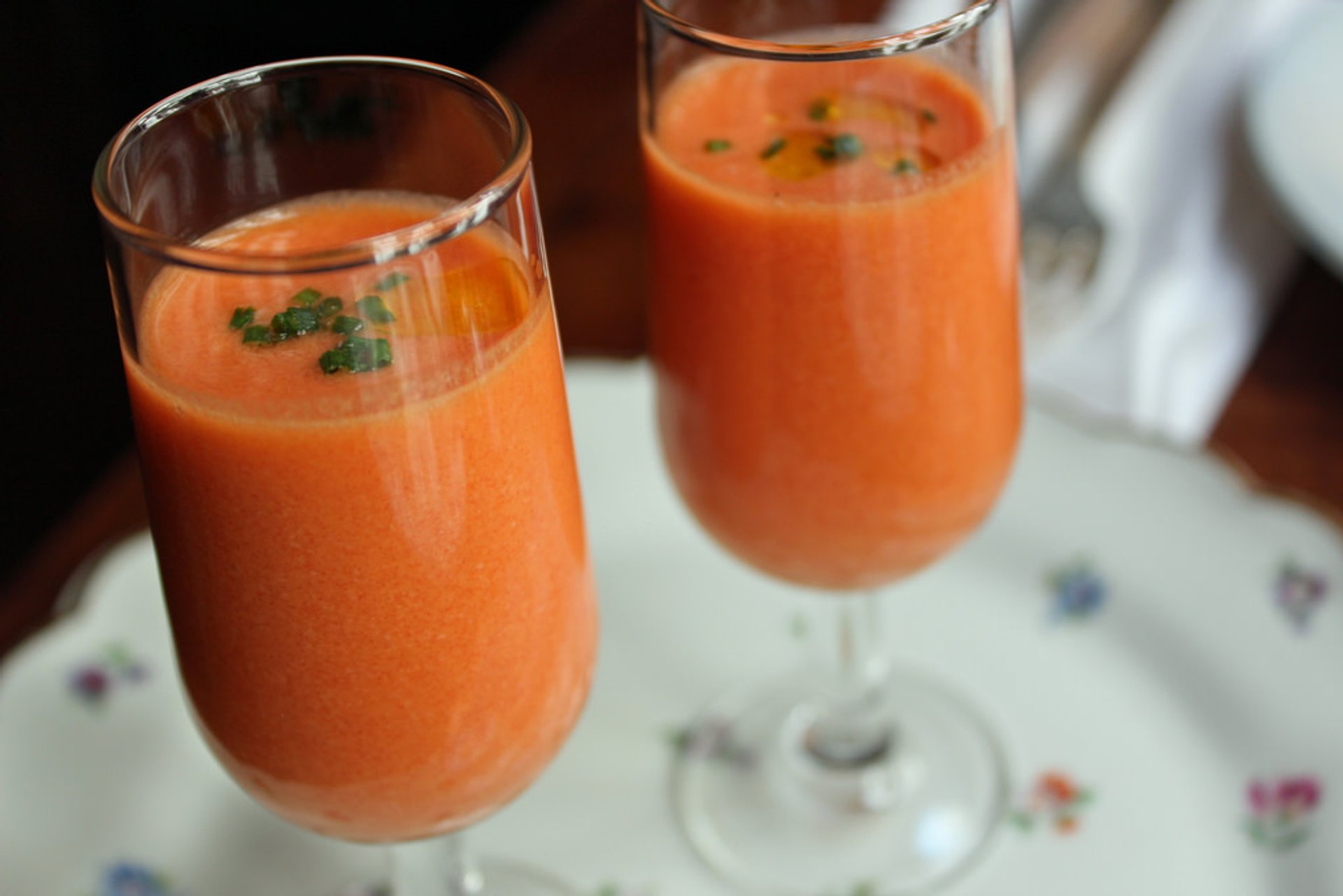 Andalusian Gazpacho in Spain - Best Season