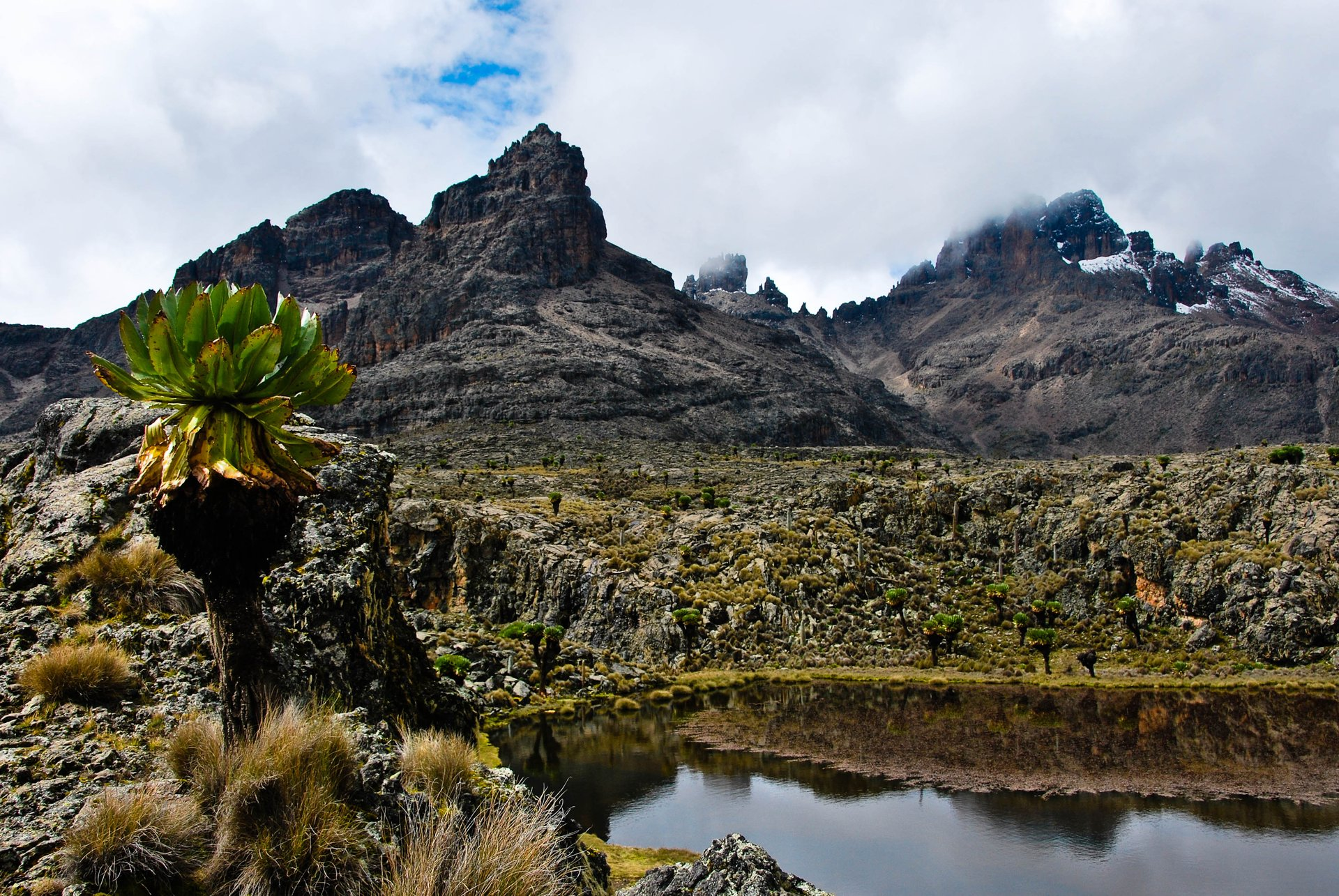 Mount Kenya Ascent in Kenya - Best Season 2019