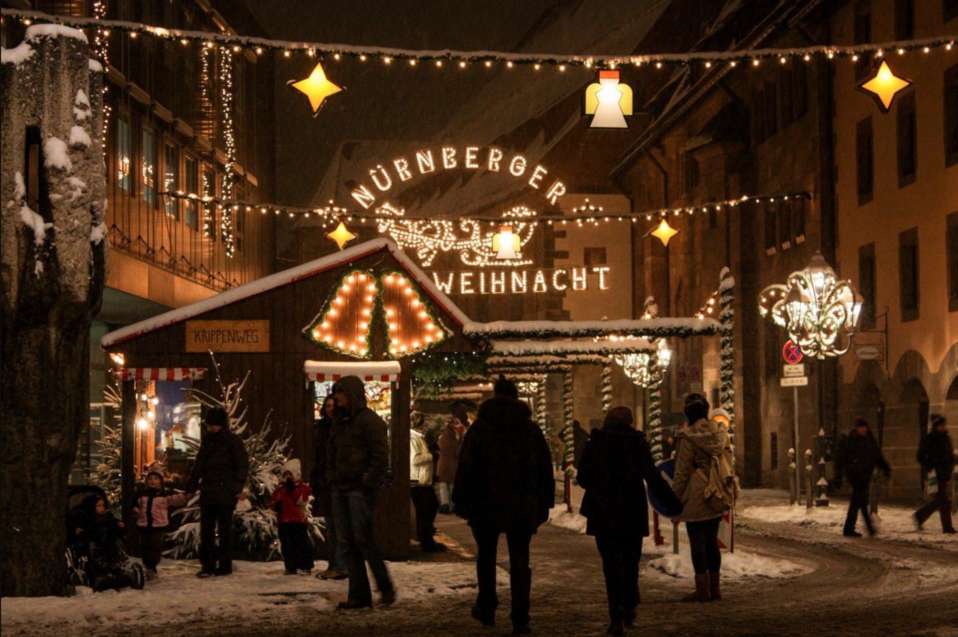 Nuremberg Christmas Market 2019