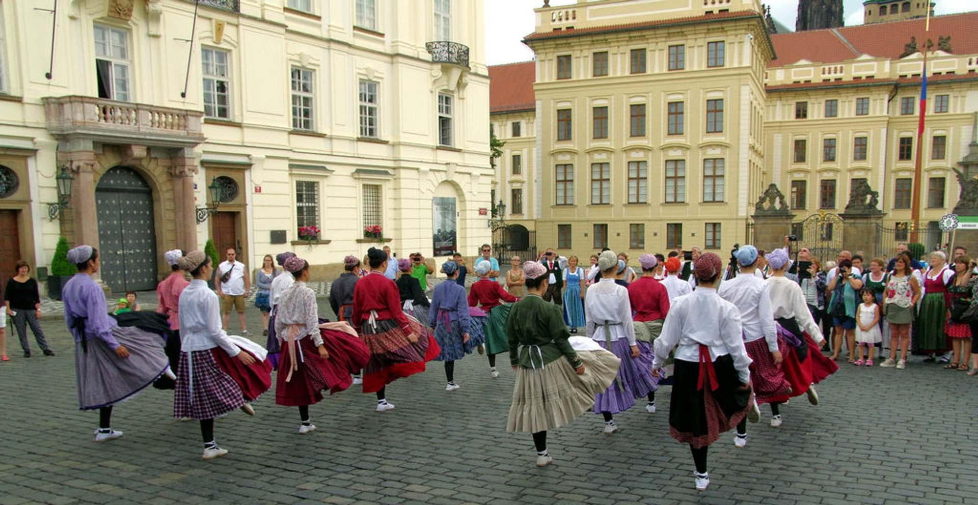 Best time to see Prague Folklore Days in Prague 2020