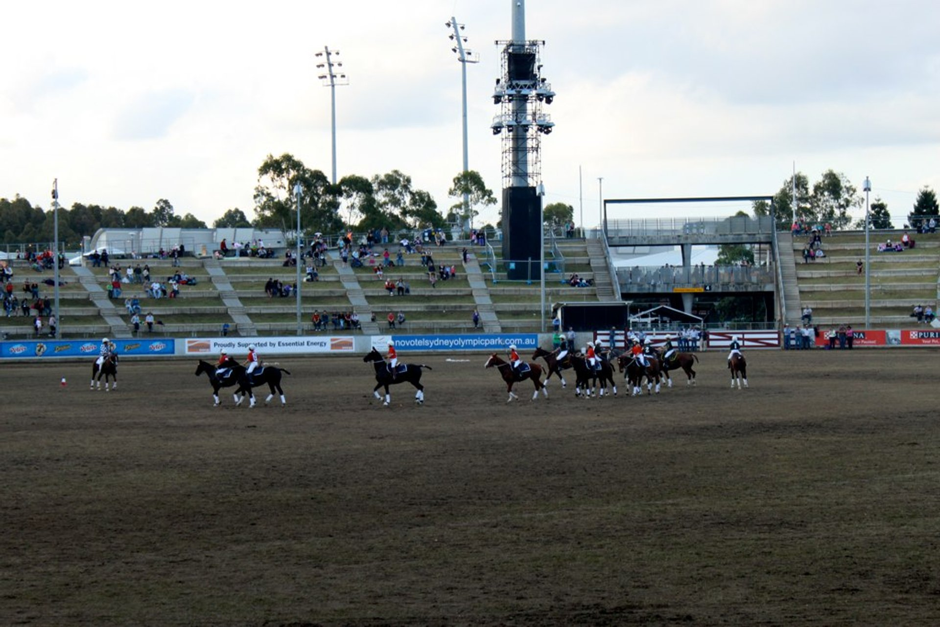 Sydney Easter Show Polo