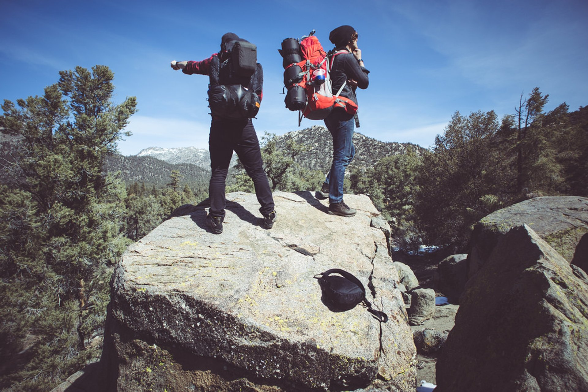 Best time for Pacific Crest Trail in California 2019