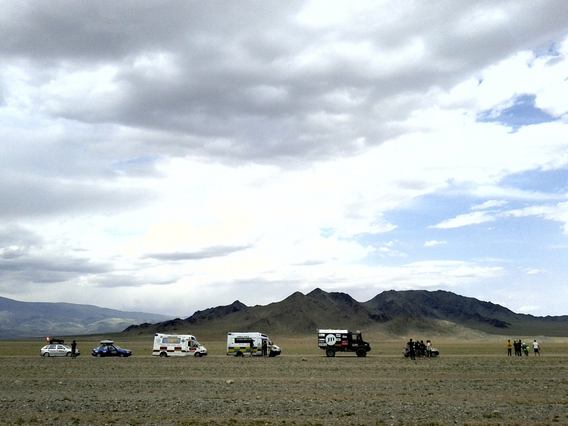 Mongol Rally in Mongolia 2019 - Best Time